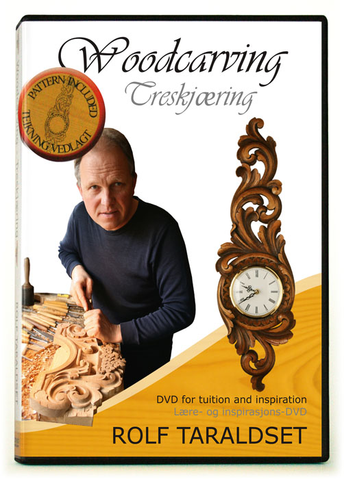 wood carving dvd